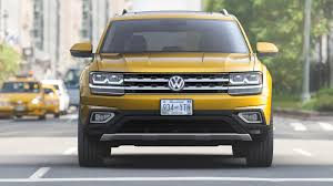 volkswagen van 2018 volkswagen rolls out the new atlas suv roadshow