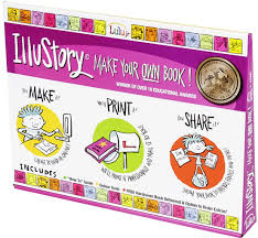 amazon com lulu jr illustory craft kit toys u0026 games