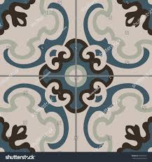 patterned floor wall tiles modern decor stock vector 569297962 patterned floor and wall tiles modern decor of the traditional encaustic technique ceramic decorative