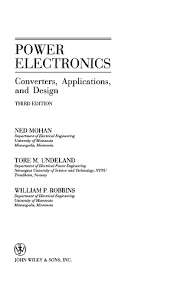 power electronics converters application and design