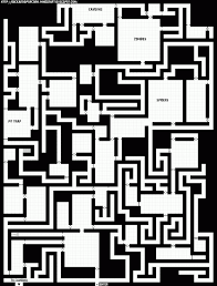 Minecraft Castle Floor Plan Minecraft Castle Dungeon Added The Labels With Paint Net Free