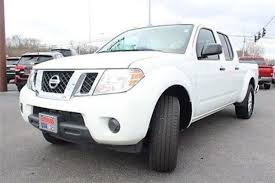 nissan frontier xe v6 crew cab white nissan frontier in kentucky for sale used cars on