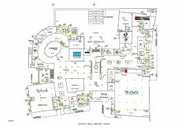 floor plan of a shopping mall shopping mall floor plan design fresh ruwais shopping mall update