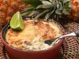 cuisine ile maurice gratin palmiste a la chair de crabe ile maurice culinary arts