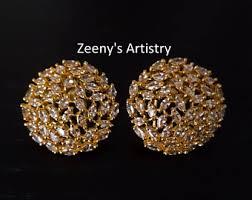 bengali earrings bengali earrings etsy