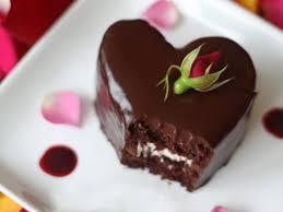 chocolate raspberry dessert heart shaped valentine u0027s day cake recipe devour cooking channel