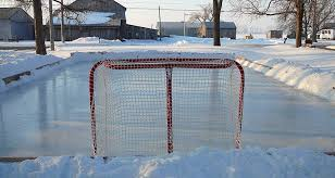 Backyard Rink Liner by Backyard Ice Rink Liners Bring The Game Home