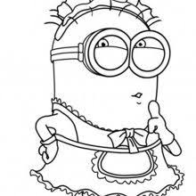 all about me colouring pages fee minions on pinterest 7177