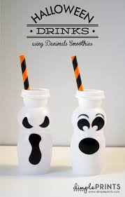 halloween drink ideas dimple prints