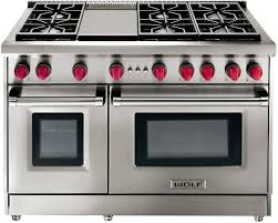 Thermador Cooktop With Griddle Wolf 48