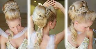 diy wedding hair diy simple wedding hairstyles for hair