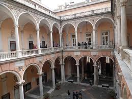 il cortile genova cortile palazzo tursi foto di musei di strada nuova genova