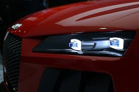 audi headlights how the audi sport quattro laserlight concept works howstuffworks