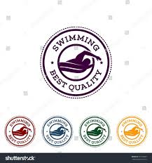 Swimming Logo Design by Swim Swimming Club Swimmer Logo Design Stock Vector 507778639