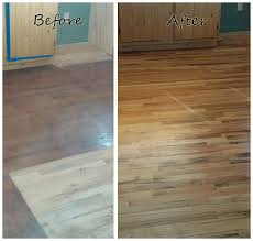 Wood Floor Refinishing Denver Co Southern Red Oak Hardwood Floor Refinish The Floor Started With A
