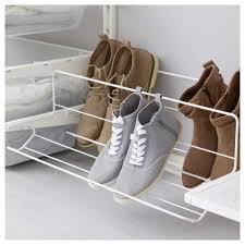Wall Organiser Algot Shoe Organiser White 60 Cm Ikea