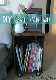 milk crate shelves 15 methods to turn wine crates into something else