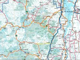 Lake Placid New York Map by Maps Of New York Nyc Catskills Niagara Falls U0026 More