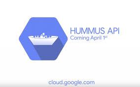 google israel google israel introduces hummus taste technology on april 1