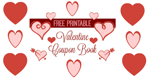 valentines books free printables coupon books southern savers