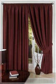 Burgundy Curtains Living Room Curtains For Living Room Living Room Curtains Home Design Gallery