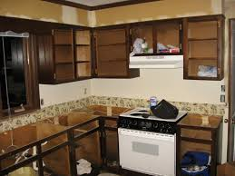 Home Depot Refinishing Kitchen Cabinets How To Refinish Kitchen Cabinets Without Stripping Tips