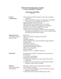 Example Of Personal Resume by Personal Injury Paralegal Resume Sample Recentresumes Com