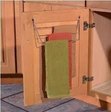 over cabinet door towel bar cabinet door paper towel holder cherrywoodcustom me