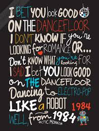Mirror On The Wall Lyrics Arctic Monkeys Bet You Look Good On The Dancefloor Song Lyric