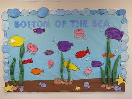 Soft Board Decoration For New Year by Best 25 Ocean Bulletin Boards Ideas On Pinterest Beach Bulletin