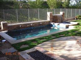 Pool Ideas For Small Backyards by Small Backyard Pools Above Ground For Yards Southwest Custom