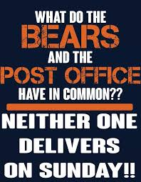 Packers Bears Memes - i thought this was fitting since i work for the post office and i