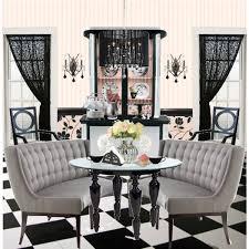 Hollywood Regency Dining Room Polyvore - Regency dining room
