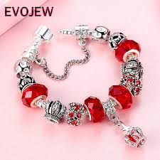 murano glass beads bracelet silver images 4 style european fashion 925 classic silver charm bracelet with jpeg