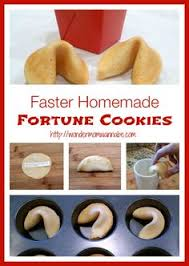 easy thanksgiving fortune cookies thanksgiving