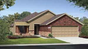 Texas Ranch House Plans Creekside Ranch Texas Series New Homes In Richmond Tx 77406