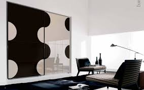 furniture bedroom wonderful white and black glass bedroom wardrobe