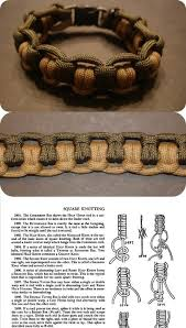 bracelet knots paracord images Double tatted bar fig 2498 instructions from the ashley book of jpg
