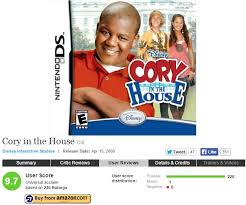 metacritic says u0027cory in the house ds u0027 is almost a perfect game