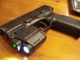 springfield xds laser light combo fs viridian x5l green laser and tactical light combo with extras
