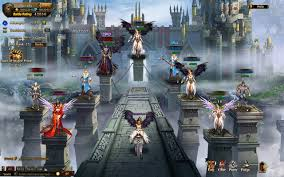 league of angels a free to play fantasy based mmorpg