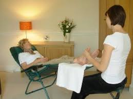 Reflexology Chair Reflexology In Bromley Mobile Reflexologist For Chislehurst Kent