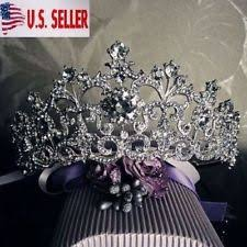 tiaras for sale bridal tiaras headbands ebay