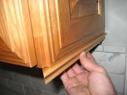 Kitchen Cabinet Trim Ideas Kitchen Cabinet Trim Adding Instant Drama To Kitchen Cabinets