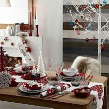 Christmas Table Decoration Martha Stewart by 306 Best Holiday Christmas Tables Images On Pinterest