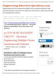 electrical machines 1 lab viva questions and answers pdf download