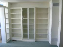 Beech Billy Bookcase Billy Bookshelf Doors U0026 Bookcase Ikea Billy Bookshelves Glass