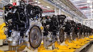 lexus international wolverhampton jaguar kicks off production of new four cylinder engines
