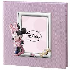 minnie mouse photo album photo album baby line prices discover the special offers zamia