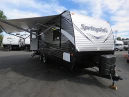 Springdale Rv Floor Plans Keystone Springdale Rvs For Sale Camping World Rv Sales